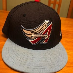 Los Angeles Angels of Anaheim Fitted MLB Hat